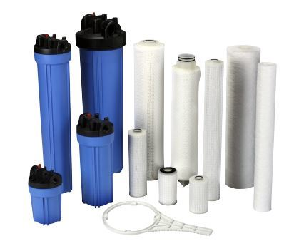 Filter Houses and Cartridges